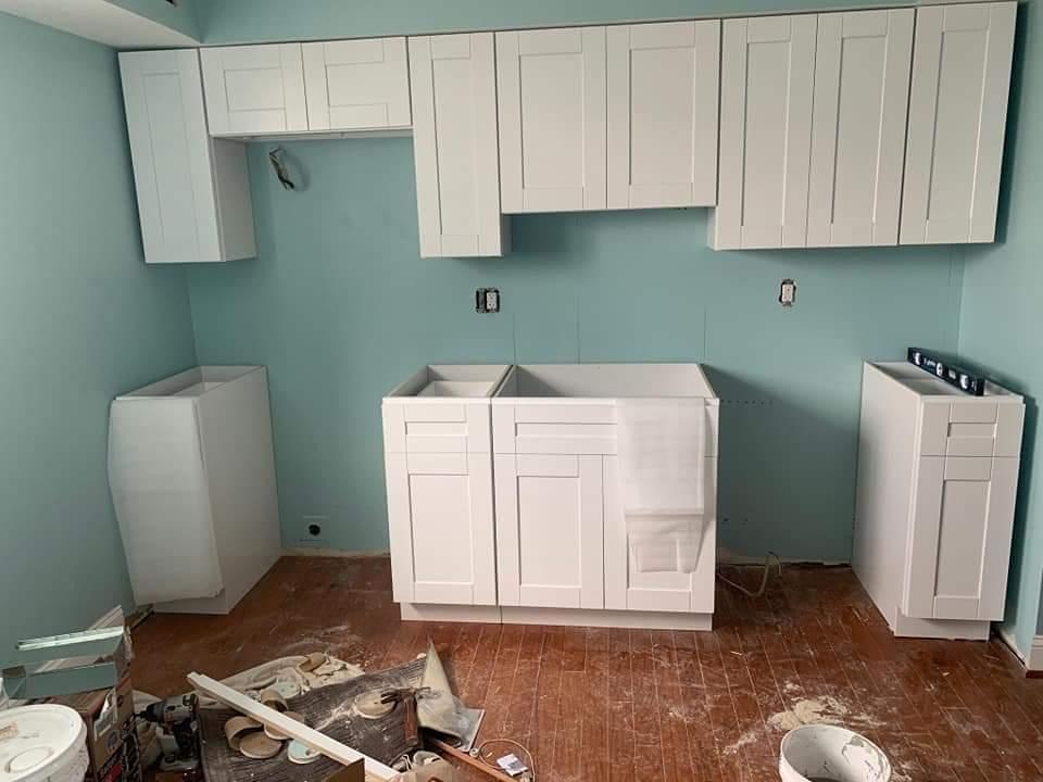 Cabinet Installation - Silver Spring MC
